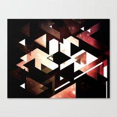 Redding 2 Canvas Print