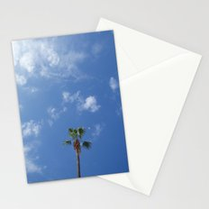 View from the beach Stationery Cards