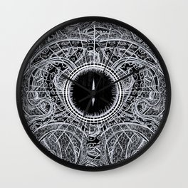 Necronomicon Wall Clock