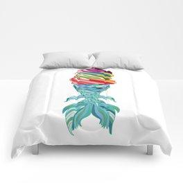 Mermaid Ice Cream Comforters