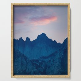 Mt. Whitney Serving Tray