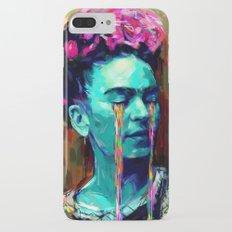 Frida Kahlo Painting II iPhone 7 Plus Slim Case
