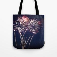 Night of Fire II Tote Bag