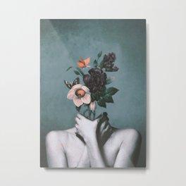 inner garden 3 Metal Print