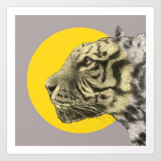 Wild 4 - by Eric Fan and Garima Dhawan Art Print