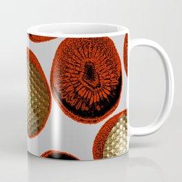 RED & GOLD Coffee Mug