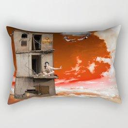 Circus House 2 Rectangular Pillow