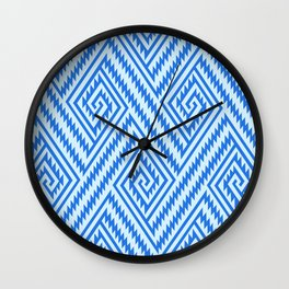 Sinagua Wall Clock