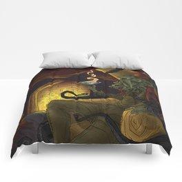 Creature Comforts: Cthulu Comforters