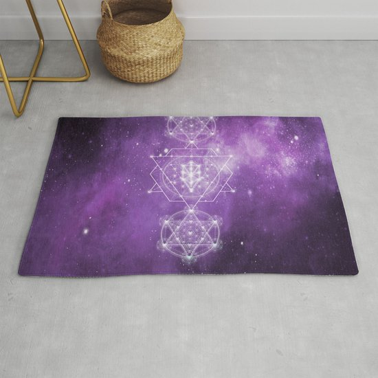 Sacred Geometry - We are Stardust by luciasgaragesale