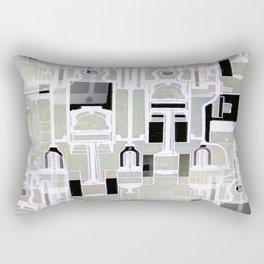 Techo 1 Rectangular Pillow