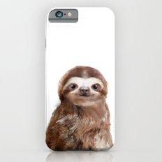 Little Sloth iPhone 6 Slim Case