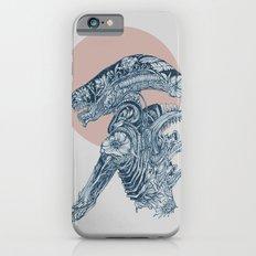 Floral Alien Slim Case iPhone 6s
