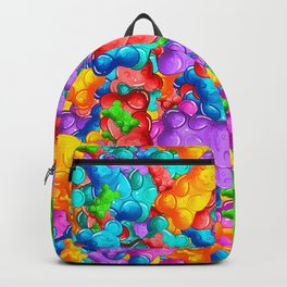 Jelly Bear Overload Backpack