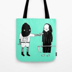 Rob Death Tote Bag