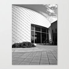 Space Age architecture Canvas Print