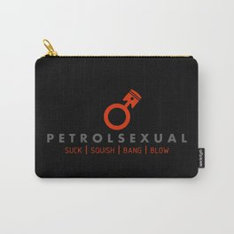 PETROLSEXUAL v2 HQvector Carry-All Pouch