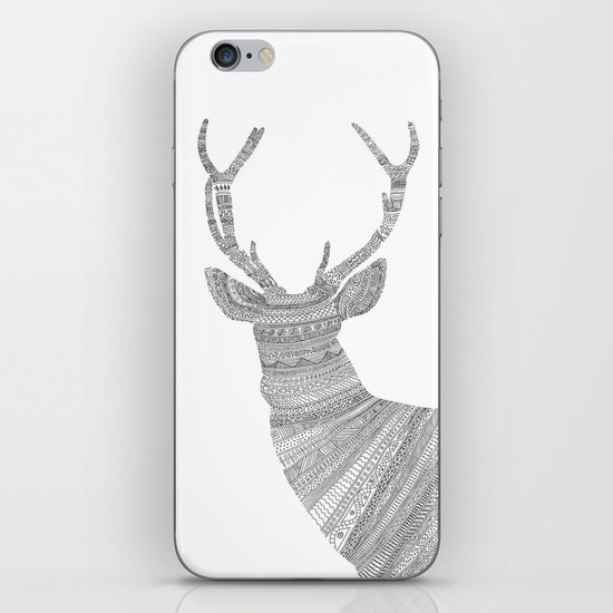 Stag / Deer iPhone & iPod Skin