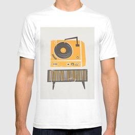 Vinyl Deck T-shirt