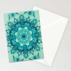Festive Flakes Stationery Cards