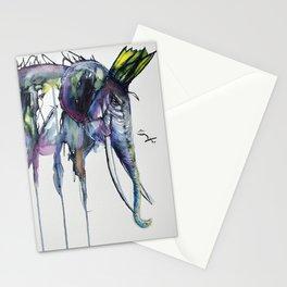The Elephant King Stationery Cards