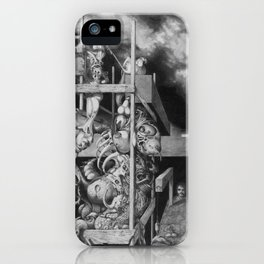 CTHULHU MONUMENTS iPhone Case