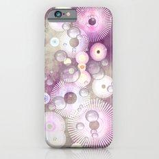 Phantasie in lila - Fantasy in purple Slim Case iPhone 6s