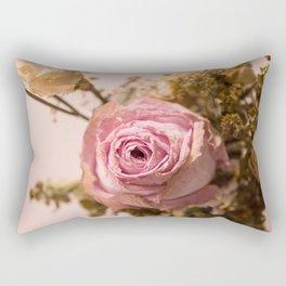 ...Beauty that never fades... Rectangular Pillow
