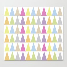 Triangles_ Canvas Print