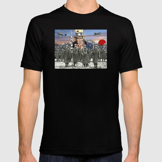 Ikuzo! - 442 Nisei T-shirt