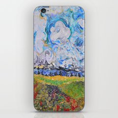 Lost In the clouds iPhone & iPod Skin