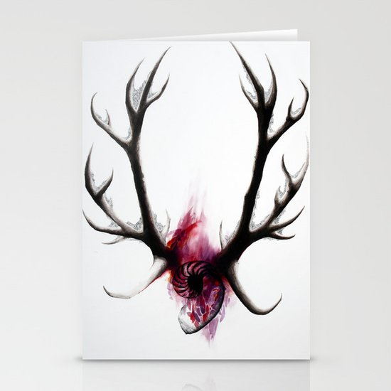 The Spoils Stationery Cards