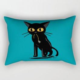 Not a play? Rectangular Pillow