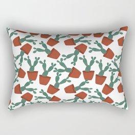 Cactus No. 1 Rectangular Pillow