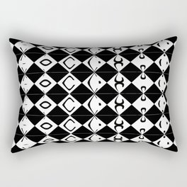 SCRYPTOLOGY - Letter C Rectangular Pillow