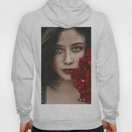 Freckle art Hoody
