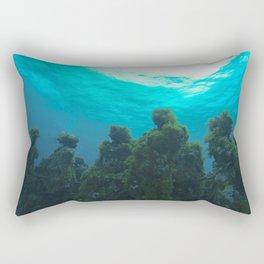 From the bottom of the ocean Rectangular Pillow