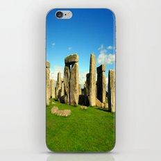 Stonehenge iPhone & iPod Skin