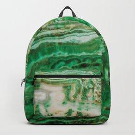 MINERAL BEAUTY - MALACHITE Backpack