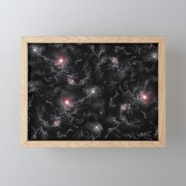 Space Framed Mini Art Print