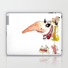 Yikes. Laptop & iPad Skin