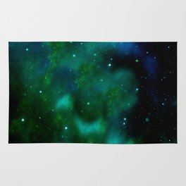 Cosmic Colors Rug