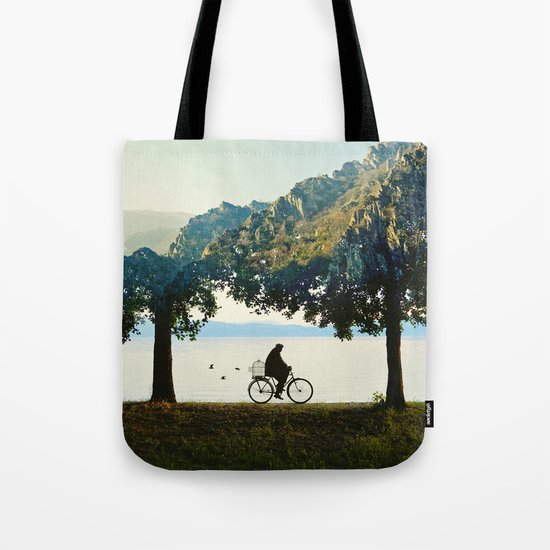 Into the Nature Tote Bag