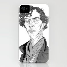 Benedict Cumberbatch - Sherlock Slim Case iPhone (4, 4s)