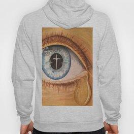 Reflection in Eye Hoody