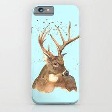 Ice Reindeer iPhone 6s Slim Case