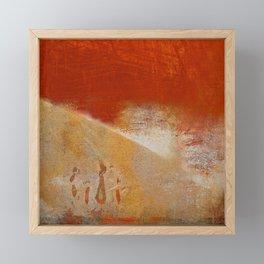 Retirantes Framed Mini Art Print
