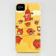 We were tomatoes! iPhone (4, 4s) Slim Case