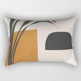 Abstract Shapes 3 Rectangular Pillow