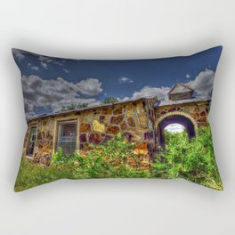 The Markley Church Rectangular Pillow
